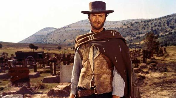 60s memories - Clint Eastwood The Man With No Name
